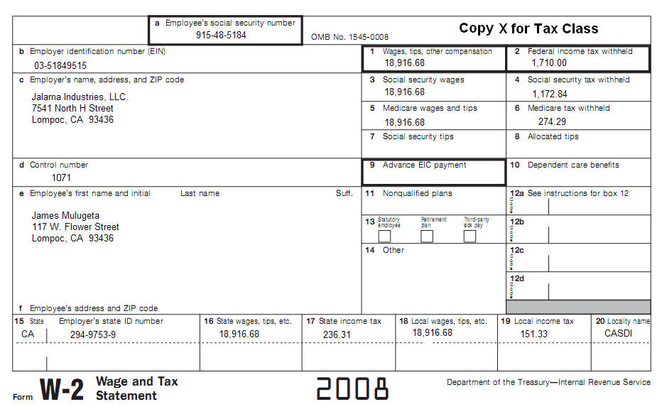 1099 form california  M5-CA-Topic-5